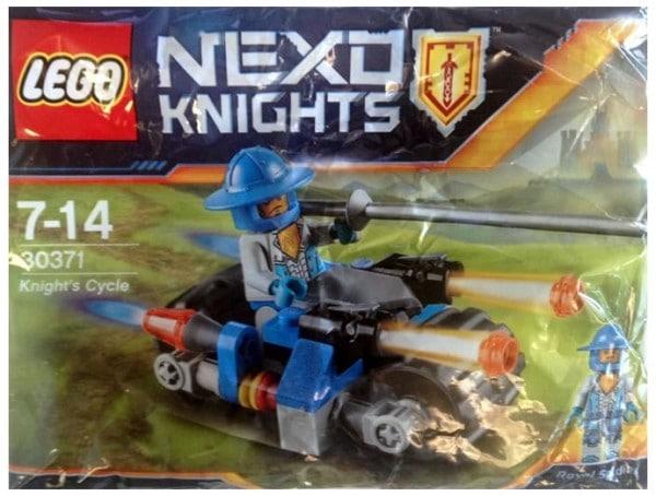 LEGO Nexo Knights 30371 Knight's Cycle