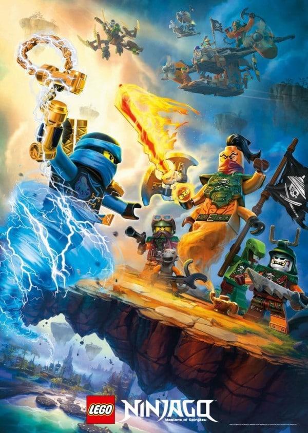 LEGO Ninjago 2016 : Skybound