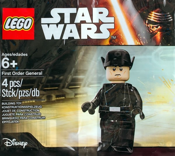 5004406 First Order General polybag