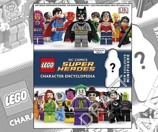 LEGO DC Character Encyclopedia
