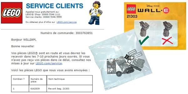 21303 WALL-E - 6162839 Rework Bag