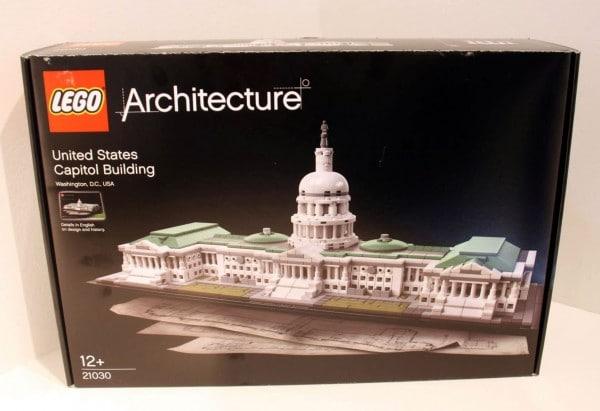 21030 United States Capitol Building