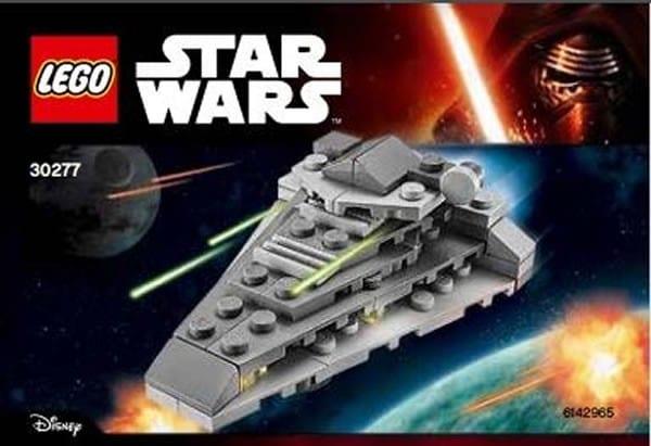 30277 First Order Star Destroye