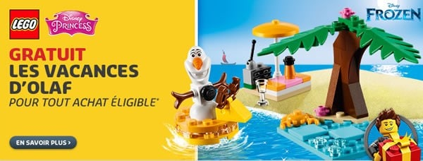 30397 Olaf's Summertime Fun