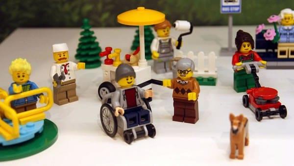 LEGO City 60134 Fun at the Park