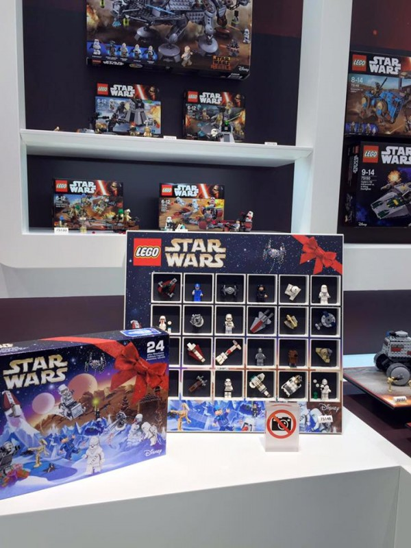 75146 LEGO Star Wars Advent Calendar 2016