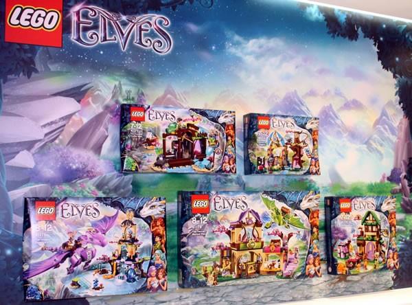 LEGO Elves 2016