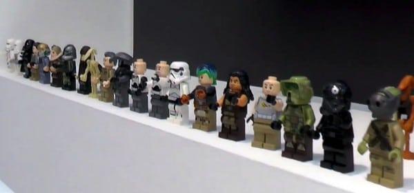 lego star wars 2016 minifigs