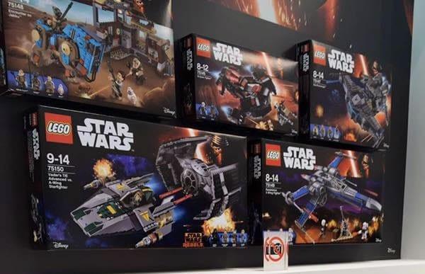 LEGO Star Wars 2H2016