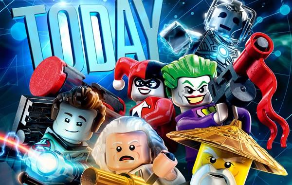 LEGO Dimensions : La nouvelle vague de packs d'extension est disponible