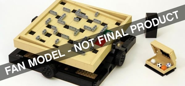 LEGO Ideas Labyritnth Marble Maze project
