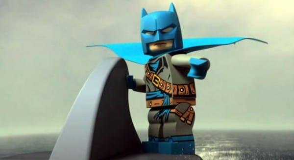 LEGO Buccaneer Batman - LEGO Justice League Cosmic Clash