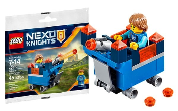 LEGO 30372 Robin's Mini Fortress