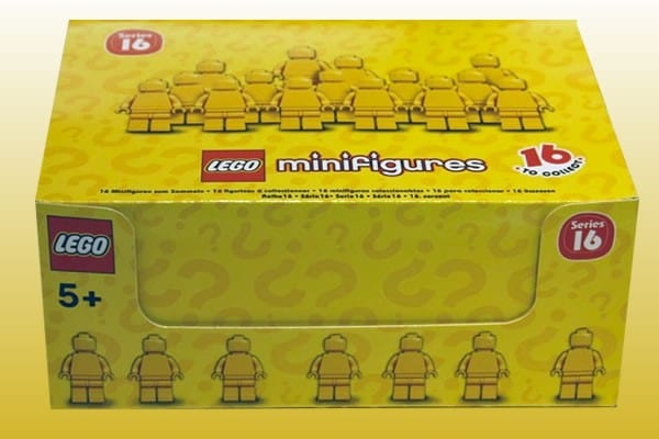 71013 LEGO Collectible Minifigures Series 16
