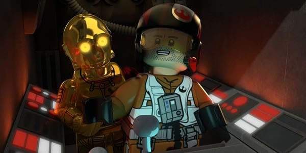 LEGO Star Wars : The Resistance Rises