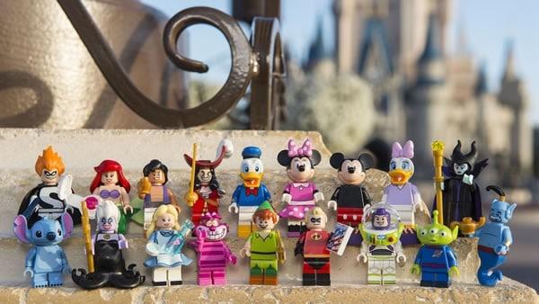 71012 Disney Collectible Minifigures