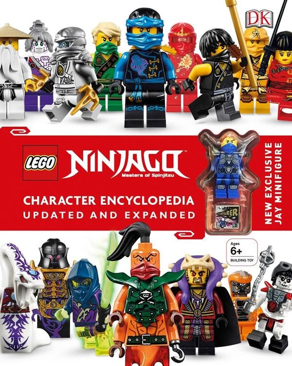 lego ninjago character encyclopedia updated expanded