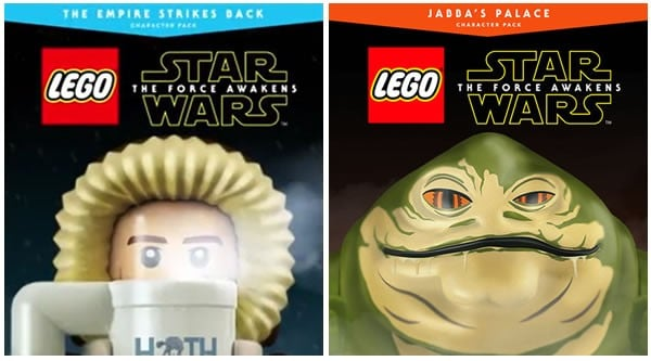 LEGO Star Wars : The Force Awakens - Character Packs