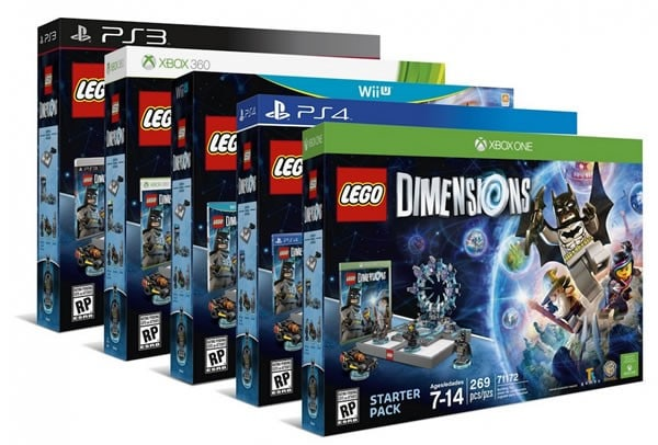 LEGO Dimensions Starter Packs