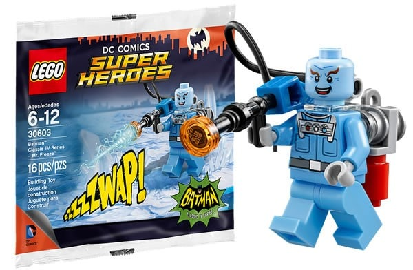 30603 Mr Freeze offert à partir de 55 € d'achat
