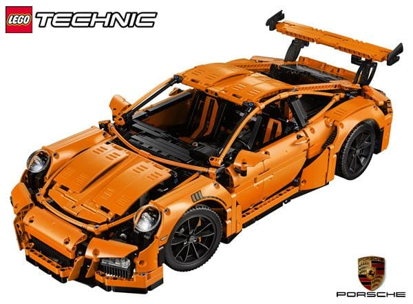 42056 porsche 911 gt3 rs l 39 annonce officielle hoth bricks. Black Bedroom Furniture Sets. Home Design Ideas