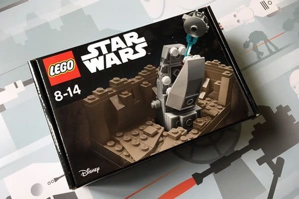 LEGO Star Wars 2016 VIP May the Fourth Exclusive Set : 6176782Escape the Space Slug