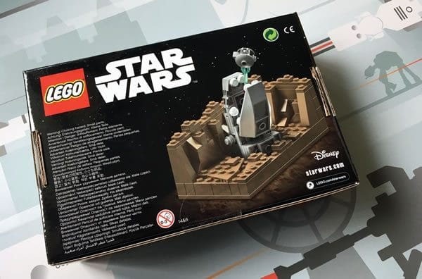 """LEGO Star Wars 2016 VIP May the Fourth Exclusive Set : """"Escape the Space Slug"""""""
