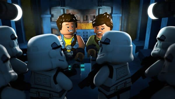LEGO Star Wars The Freemaker Adventures : Meet the Freemaker Family (2016)