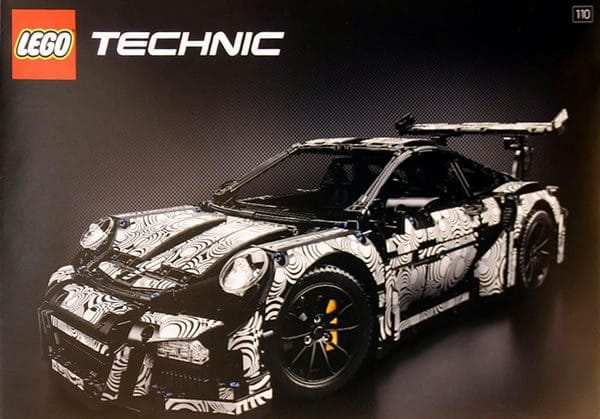 lego technic 42056 porsche 911 gt3 rs un peu de teasing pour la route hoth bricks. Black Bedroom Furniture Sets. Home Design Ideas