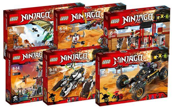 Nouveaut s ninjago du second semestre 2016 quelques visuels officiels hoth bricks - Lego ninjago saison 7 ...