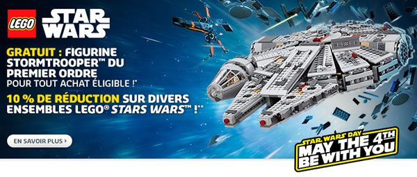 May the 4th LEGO 2016