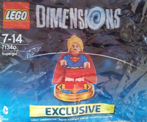 LEGO Dimensions - 71340 Supergirl