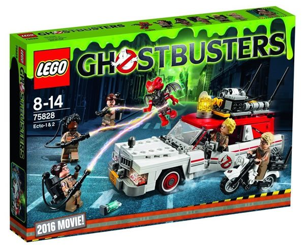 Ghostbusters 75828 Ecto-1 & 2