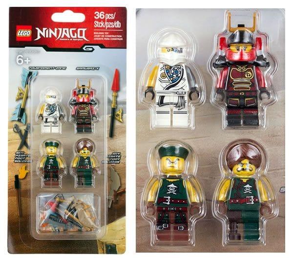 853544 LEGO Ninjago Skybound Battle Pack