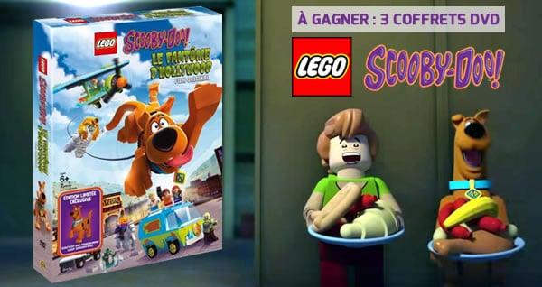 vous de jouer 3 coffrets dvd du film lego scooby doo gagner hoth bricks. Black Bedroom Furniture Sets. Home Design Ideas