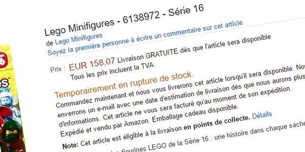 Lego Collectible Minifigures - 6138972 - Série 16
