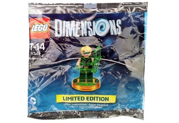 LEGO Dimensions - 71342 Green Arrow (Limited Edition)