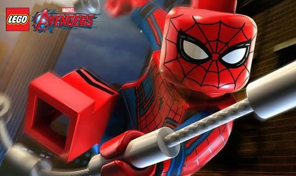 LEGO Marvel Avengers - Free Spider-Man Character Pack
