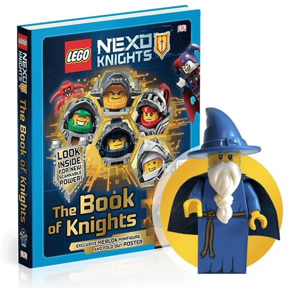 LEGO Nexo Knights - The Book of Knights
