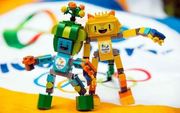 40225 LEGO Rio 2016 Mascots