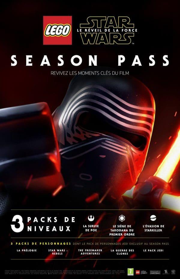 LEGO Star Wars : The Force Awakens - Season Pass