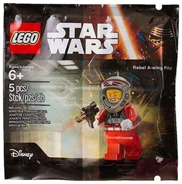 LEGO Star Wars : Rebel A-Wing Pilot