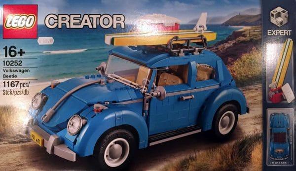 10252 LEGO Creator Expert 10252 Volkswagen Beetle