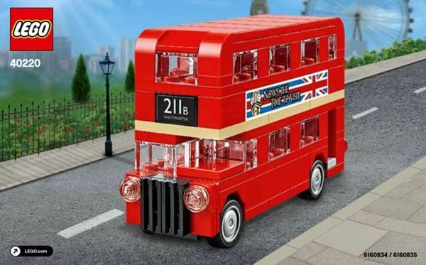 40220 London Bus