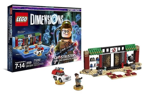 71242 Ghostbusters Story Pack
