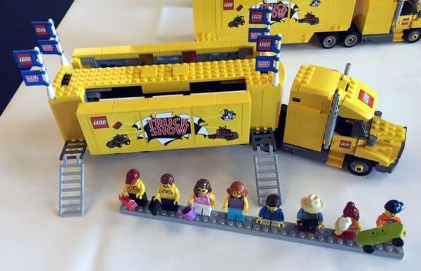 LEGO Inside Tour 2016 : 4000022 Exclusive set