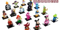 71012 Disney Collectible Minifigures : Promo chez Minifigure Madness
