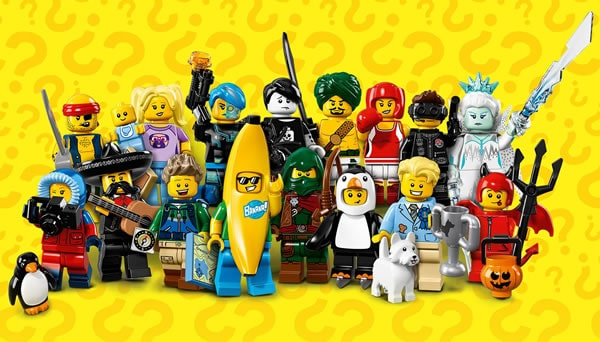 [LEGO] : MINIFIGS COLLECTION - Page 13 71013-collectible-minifigures-series-16-2016