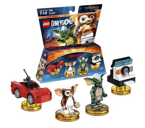 LEGO Dimensions : 71256 Gremlins Team Pack