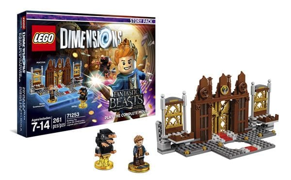 LEGO Dimensions : 71253 Fantastic Beasts Story Pack
